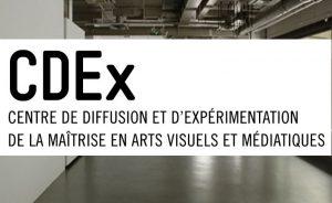 Centre de diffusion et d'expérimentation de la maîtrise en arts visuels et médiatiques
